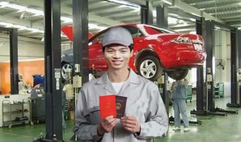 汽车漆工,汽车检验工,汽车美容工,汽车营销 汽车维修类培训班鉴定等级